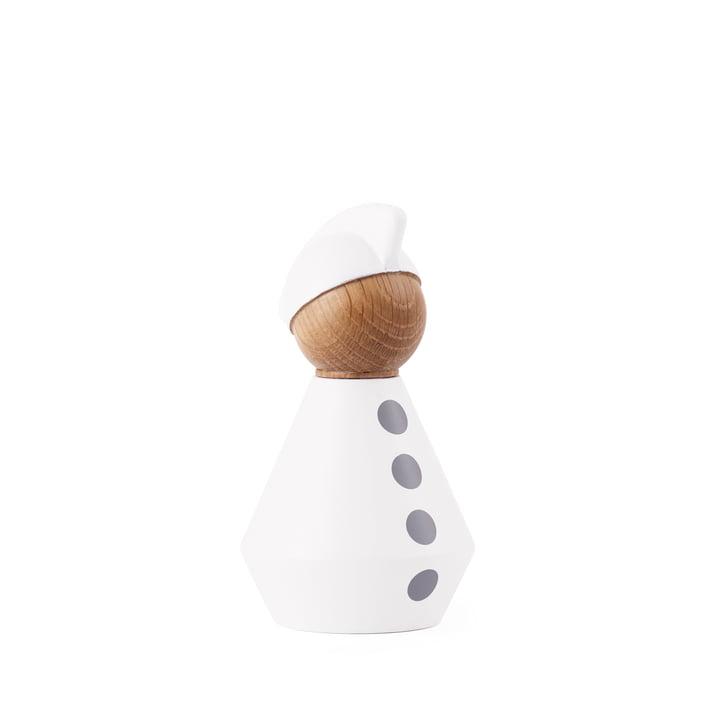 Tivoli - Tale Figur Pierrot, small / weiß