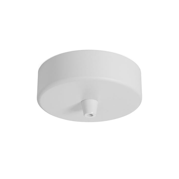 NUD Collection - 1-fach-Baldachin, weiß