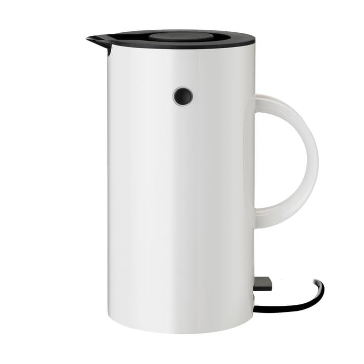 Der Stelton - EM 77 Wasserkocher 1.5 l in weiß