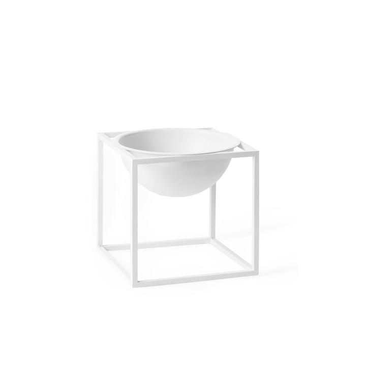 by Lassen - Kubus Bowl, mini, weiß