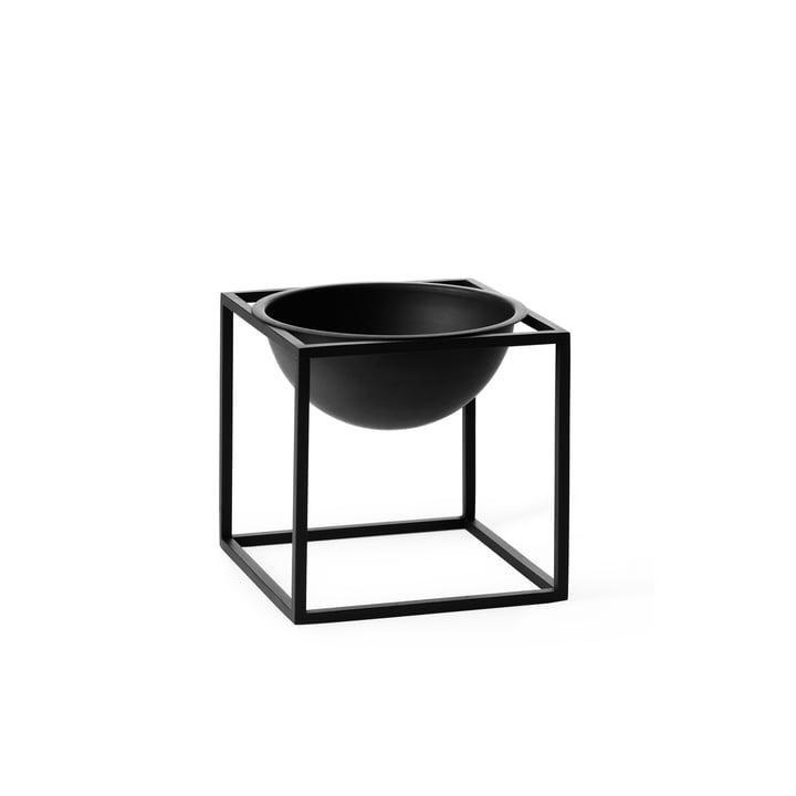 by Lassen - Kubus Bowl, mini, schwarz