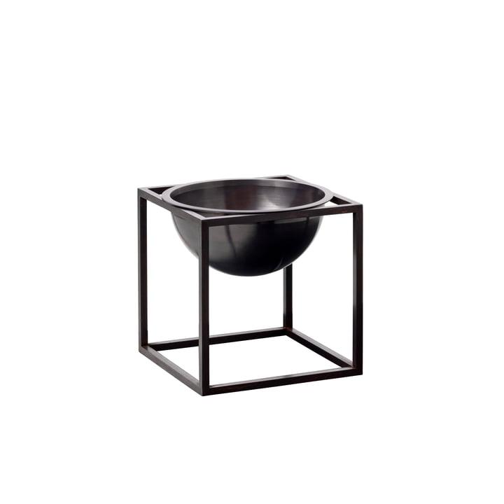 by Lassen - Kubus Bowl, mini, Kupfer brüniert