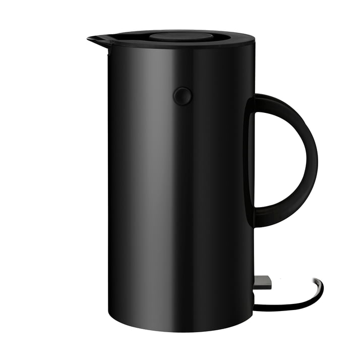 Stelton - EM 77 Wasserkocher 1.5 l, schwarz