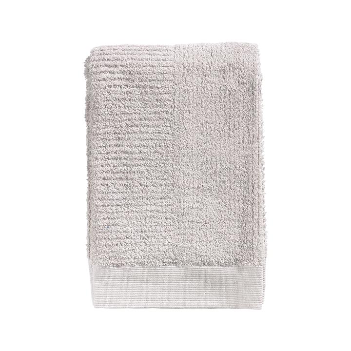 Das Zone Denmark - Classic Handtuch, 100 x 50 cm, soft grey