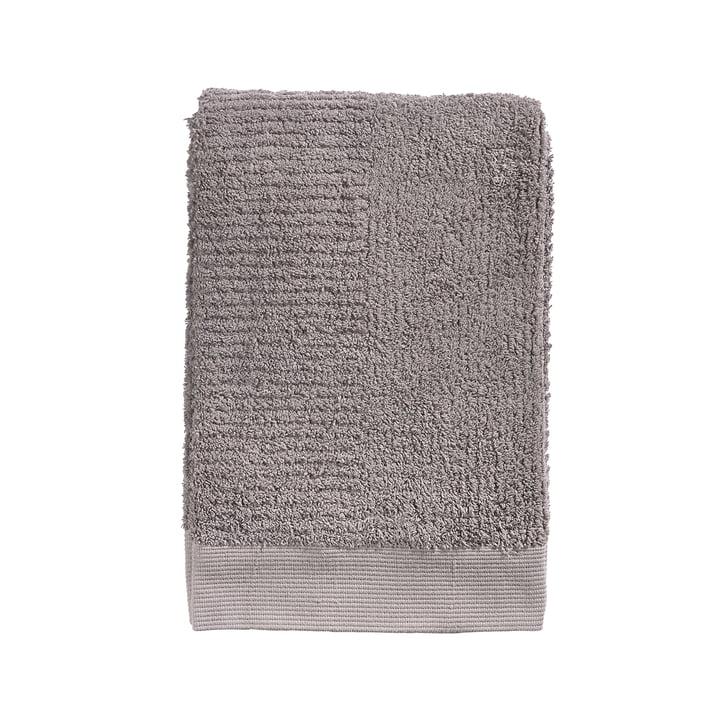Das Zone Denmark - Classic Handtuch, 100 x 50 cm, gull grey