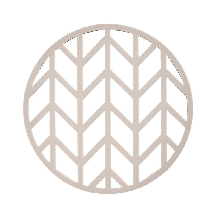 Der Zone Denmark - Crop Untersetzer, warm grey