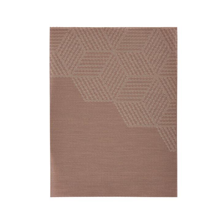 Das Zone Denmark - Tischset Hexagon, 40 x 30 cm, nude