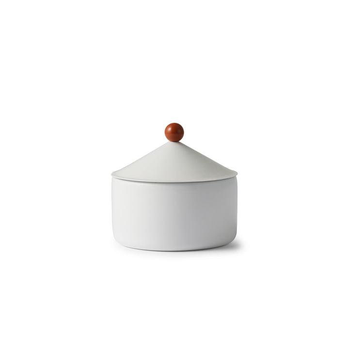 Tivoli - Marquee Dose small, H 10 x Ø 10 cm, weiß