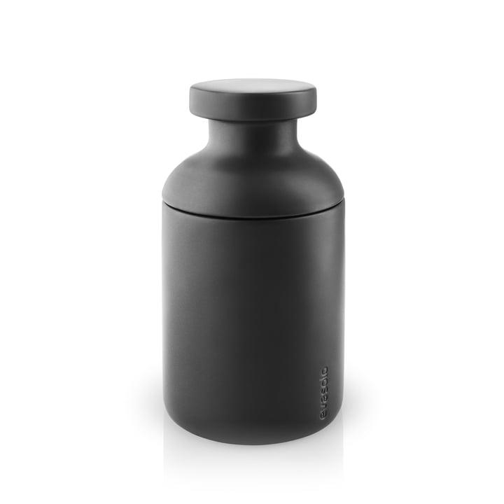 Behälter mit Deckel von Eva Solo in schwarz matt