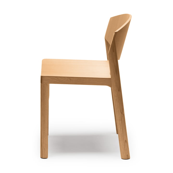 Mauro Chair von Established & Sons in Eiche geölt