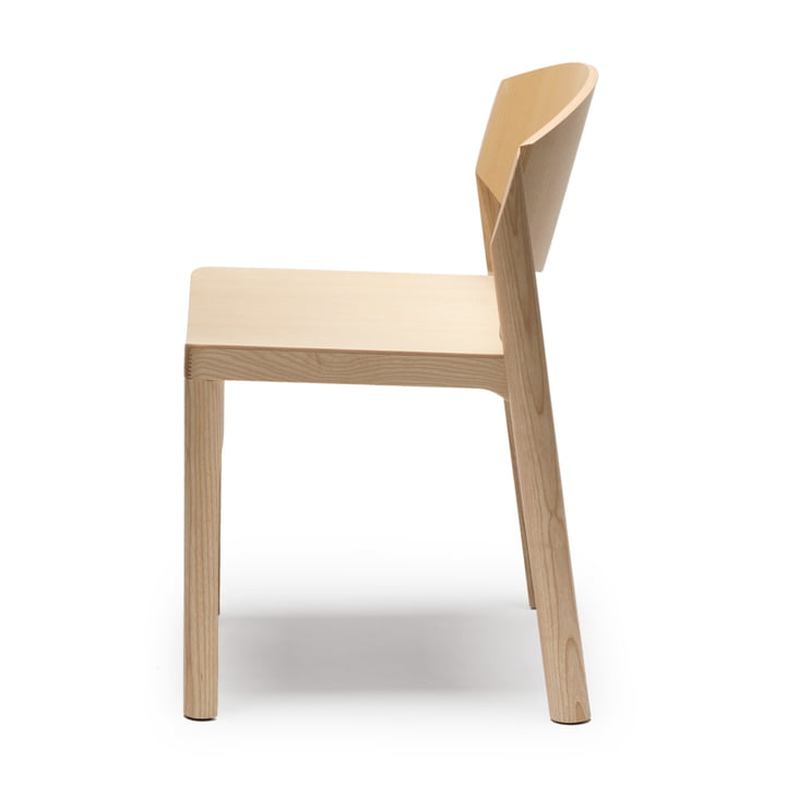 Mauro Chair von Established & Sons in Esche