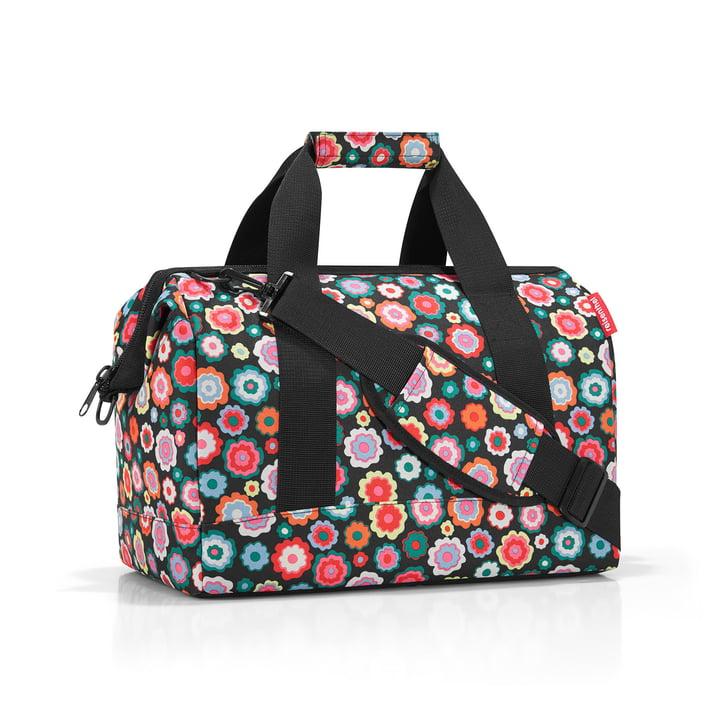 Allrounder Tasche von reisenthel mit Blumenprints