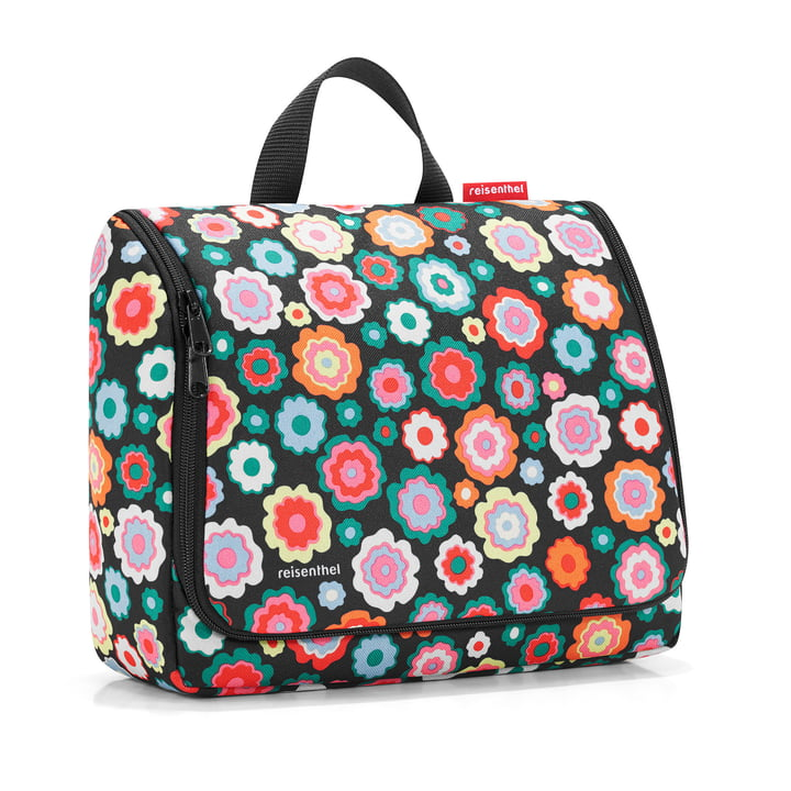 reisenthel - toiletbag XL, happy flowers