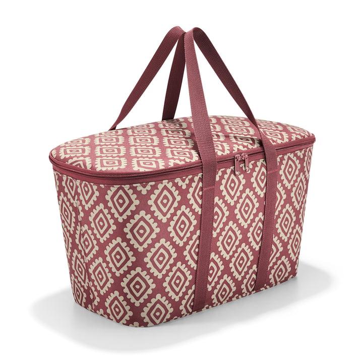 Klappbare coolerbag Kühltasche in Rot von reisenthel