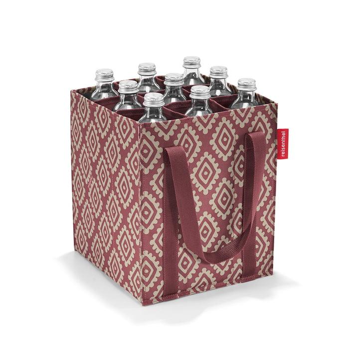 Flaschentasche von reisenthel in Rot