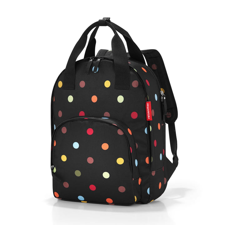 reisenthel - easyfitbag Rucksack, dots