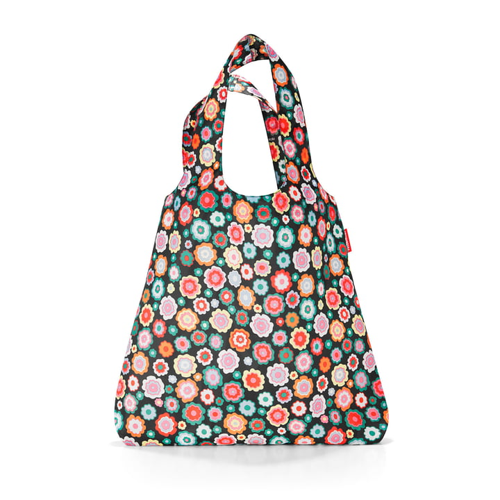 reisenthel Shopper mit Blumenprint Happy Flowers