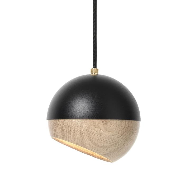 Mater - Ray Pendelleuchte Ø 16 cm, schwarz