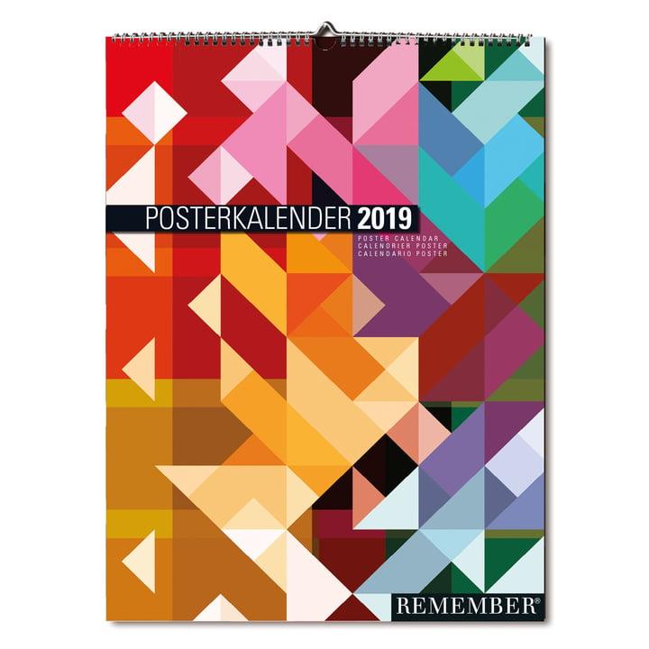 Remember - Posterkalender 2019