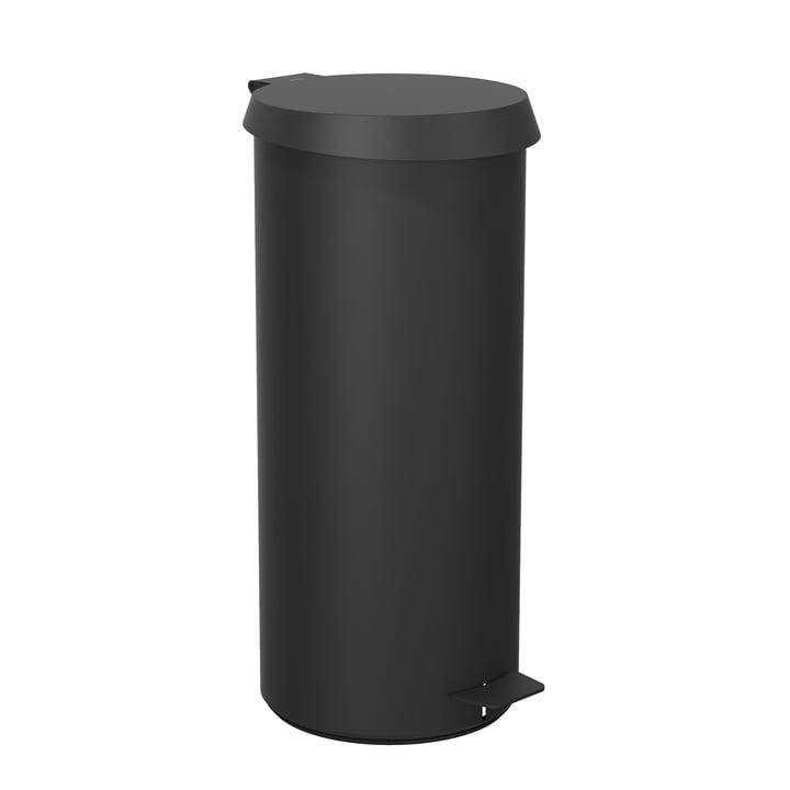 Pedaleimer 550 in schwarz von Frost