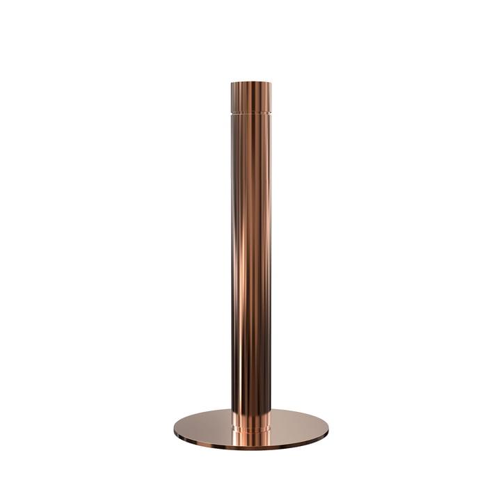 Küchenrollenhalter H 27,5 cm in Kupfer von Frost