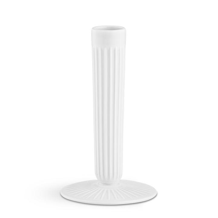 Der Kähler Design - Hammershøi Kerzenhalter H 16 cm, weiß