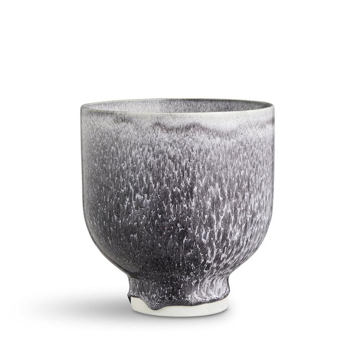 Der Kähler Design - Unico Übertopf, Ø 12 x H 13,5 cm, lila