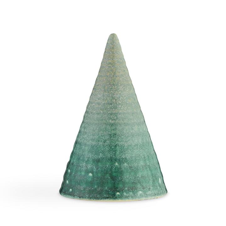 Kähler Design - Glasurkegel H 15 cm, grünblau