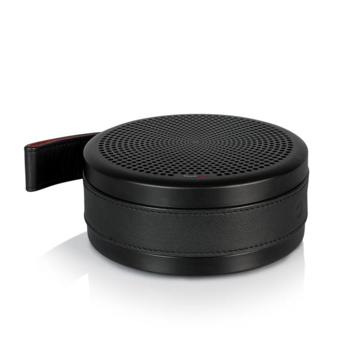 Andiamo Bluetooth Lautsprecher Ø 13,5 x H 5,5 cm von Tivoli Audio in schwarz