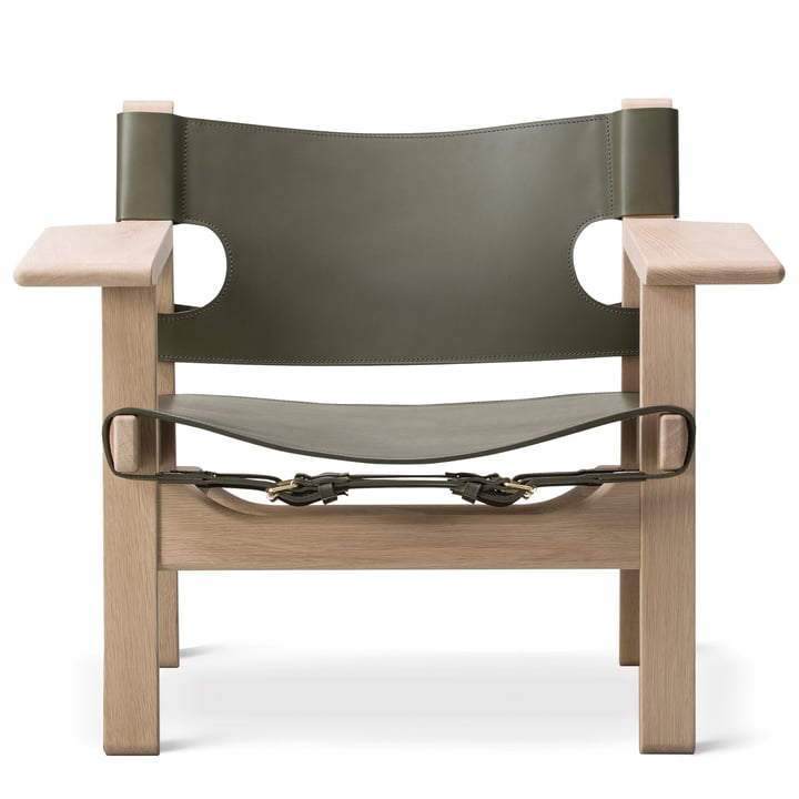 Spanish Chair von Fredericia als Sammleredition - Special Edition - 60th Anniversary