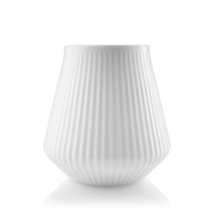 Legio Nova Vase small, H 15,5 cm in weiß von Eva Trio