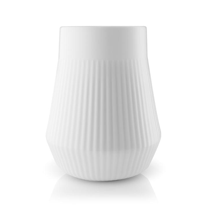 Legio Nova Vase large, H 21,5 cm in weiß von Eva Trio