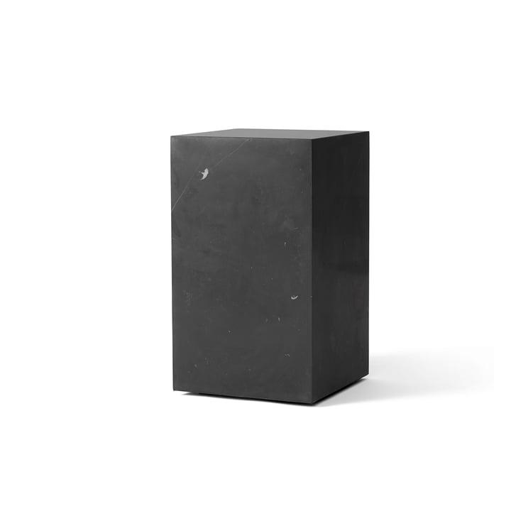 Plinth Tall Beistelltisch von Menu in schwarz