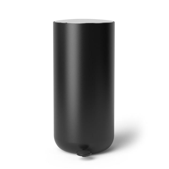 Pedal Abfalleimer 20 l von Menu in schwarz