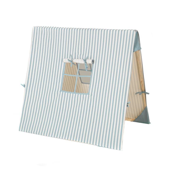 Spielzelt von ferm Living in Thin Striped blau