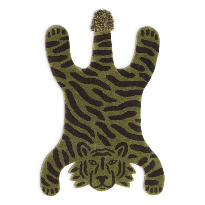 Safari Teppich Tiger von ferm Living