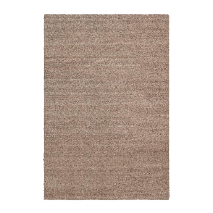 Shade Loop Teppich 200 x 300 cm von ferm Living in light beige