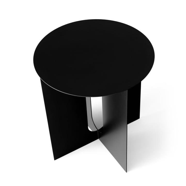 Androgyne Beistelltisch Base von Menu in schwarz