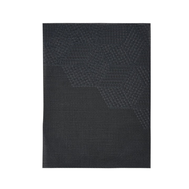 Tischset Hexagon, 40 x 30 cm von Zone Denmark in schwarz