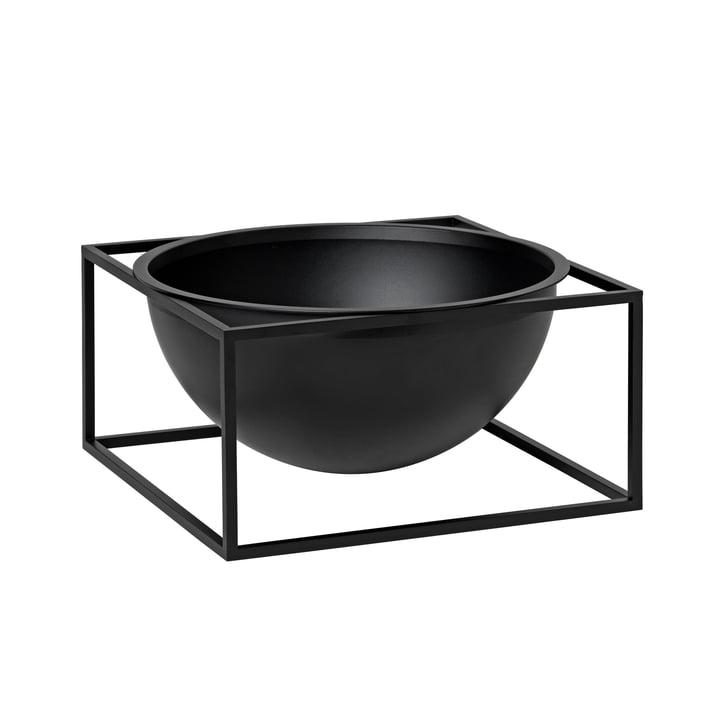 by Lassen - Kubus Bowl Centerpieces H 11.5 cm, large / schwarz
