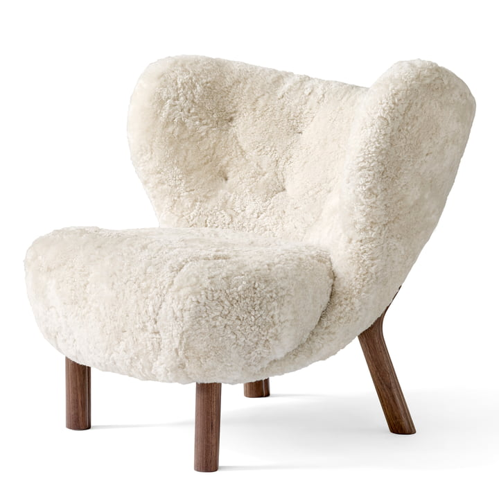 Little Petra Lounge Chair von &tradition
