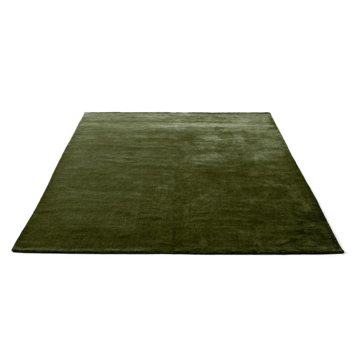 The Moor Teppich AP7 von &tradition, 200 x 300 cm in pine green