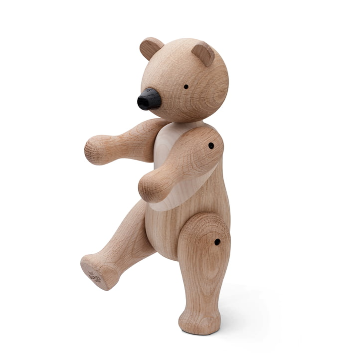 Holz-Bär mittel H 25 cm von Kay Bojesen