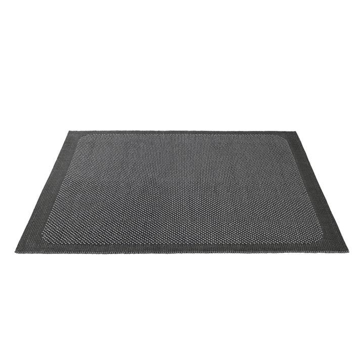 Pebble Teppich von Muuto - 200 x 300 cm in dunkelgrau