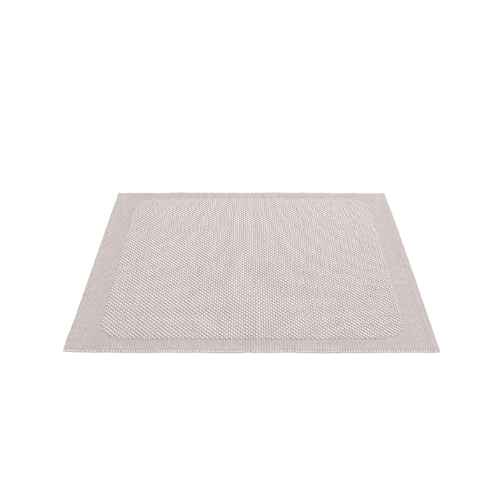 Pebble Teppich von Muuto - 170 x 240 cm in pale rose