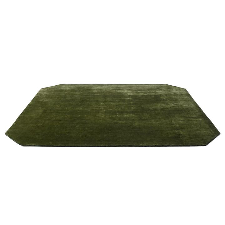 The Moor Teppich AP8 von &tradition - 300 x 300 cm, pine green