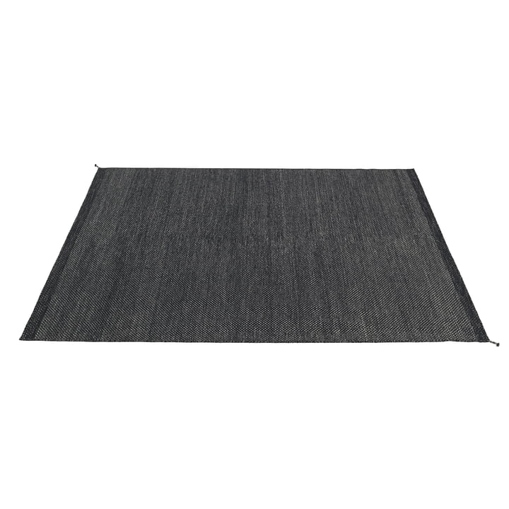 Ply Rug 200 x 300 cm von Muuto in midnight blue