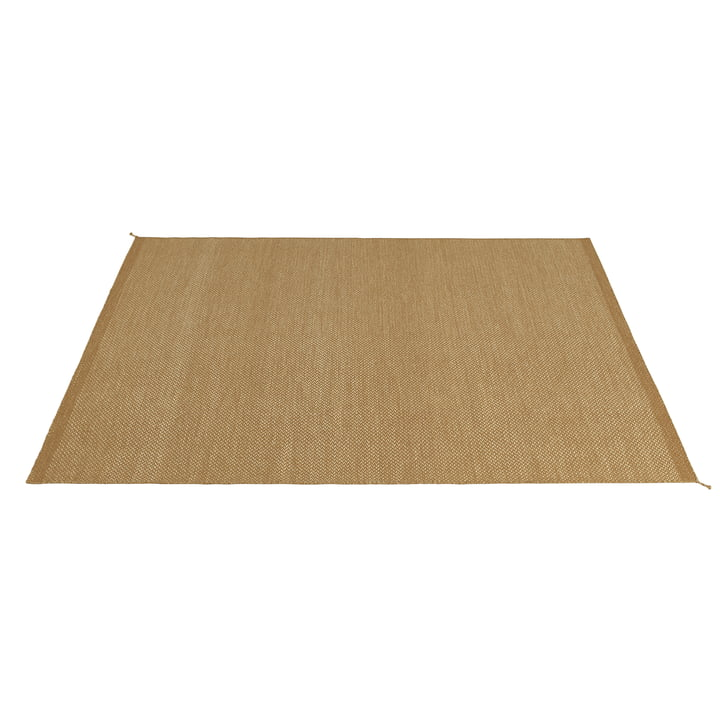 Ply Rug 200 x 300 cm von Muuto in burnt orange