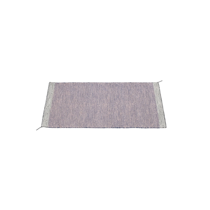 Ply Rug 85 x 140 cm von Muuto in rose