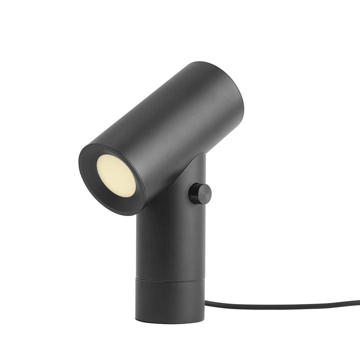 Beam LED-Tischleuchte von Muuto in schwarz